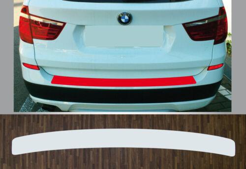 Typ F25 2010-2017 Lackschutzfolie Ladekantenschutz transparent BMW X3
