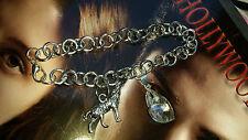 Bracciale TWILIGHT lupo cuore Edward bella bracelet