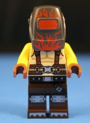 LEGO The Lego Movie 2 Fuse Apocalypseburg Minifigure 70840 Mini Fig