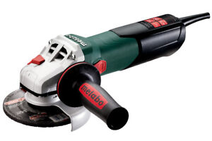 Meuleuse-D-039-Angle-Metabo-Wev10-125-Quick-Code-600388000-125-Mm-V-220