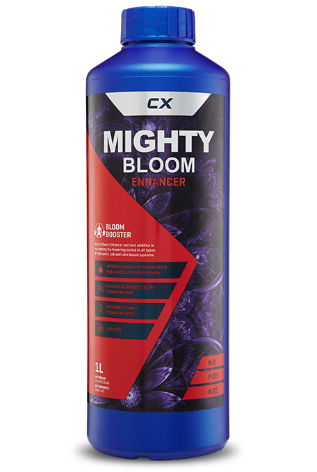 Canadian Xpress - Mighty Bloom Enhancer 1L 5L - Hydroponics Flowering Booster