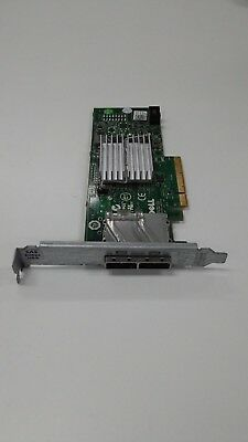 Deskundig Dell H200e 6gb/s Sas Hba Dual-port D687j 0d687j External Controller Adapter