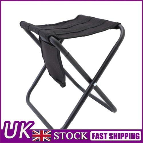 Lightweight Folding Stool Outdoor Furniture Camping Tourist Seat Chair