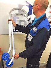 Universal Roof Hook Kit Aluminium Extension Ladders +Fixings Lifetime Warranty