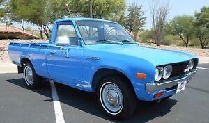 Workshop Manual Datsun Pick Up 620 1977 Dvd Pdf Repair
