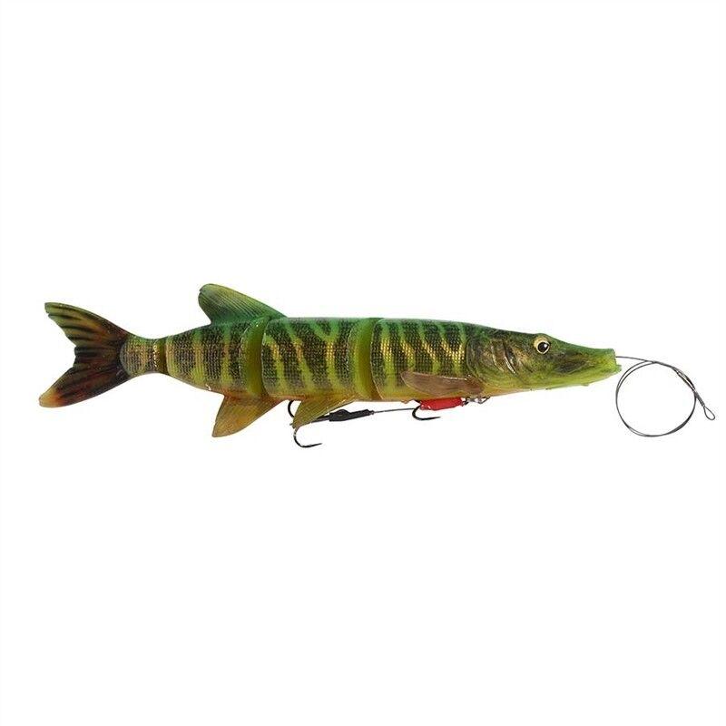 SAVAGE Gear 4d linea Thru LUCCIO-Predatori esca da Pesca