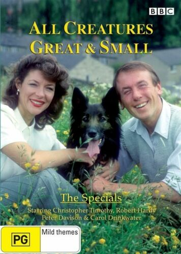 1 of 1 - NEW All Creatures Great and Small DVD Free Shipping
