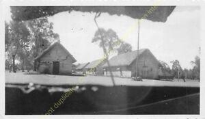 Original Photo Madagascar 1948 Camp Military Antsirabé n28