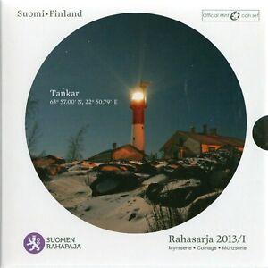 SÉRIE EURO BRILLANT UNIVERSEL (BU) - FINLANDE 2013