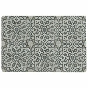 Image Is Loading Vinyl Floor Mat Durable Soft And Easy To