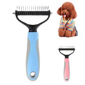 Professional-Pet-Dog-Cat-Comb-Brush-Toys-Grooming-Undercoat-Rake-Dematting-Tool