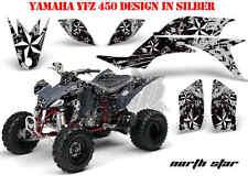 AMR RACING DEKOR GRAPHIC KIT ATV YAMAHA YFZ 450 04-14 YFZ450R 09-16 NORTHSTAR B