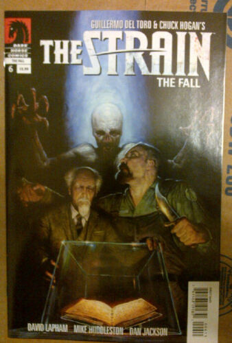 STRAIN THE FALL #6 THE