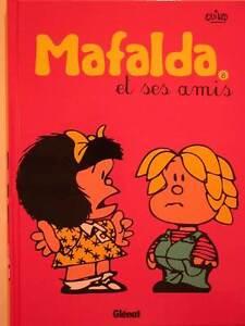 MAFALDA-TOME-8-MAFALDA-ET-SES-AMIS-REED-NEUF-QUINO