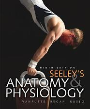 NEW - Connect Plus access code for Seeley's Anatomy and Physiology