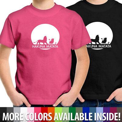 Timon and Pumbaa Toddler Kid Youth Tee T-Shirt Infant Baby Bodysuit Lion King
