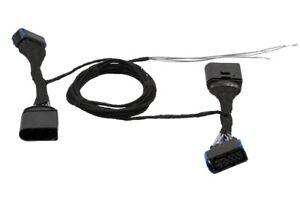 Original Kufatec Halogen auf Xenon Scheinwerfer Adapter Kabel für Audi Q5 8R