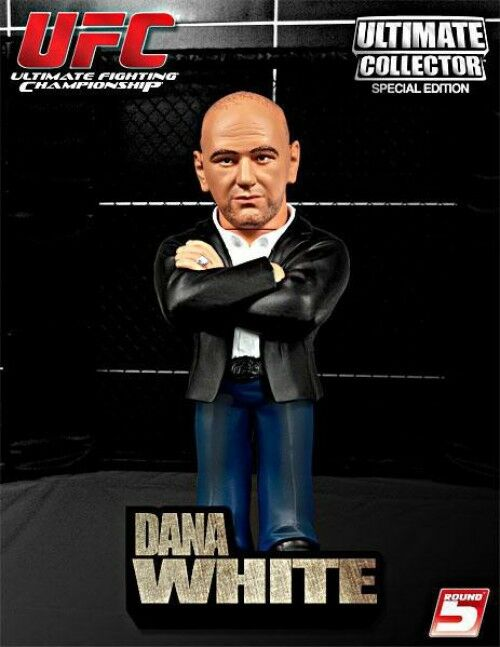 UFC Ultimate Collector Series 4 Dana White Special Edition Action Figure [Jeans]