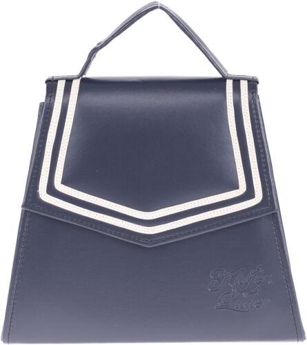 Küstenluder MINDA Sailor MATROSEN Vintage Pin Up Handtasche Navy Rockabilly