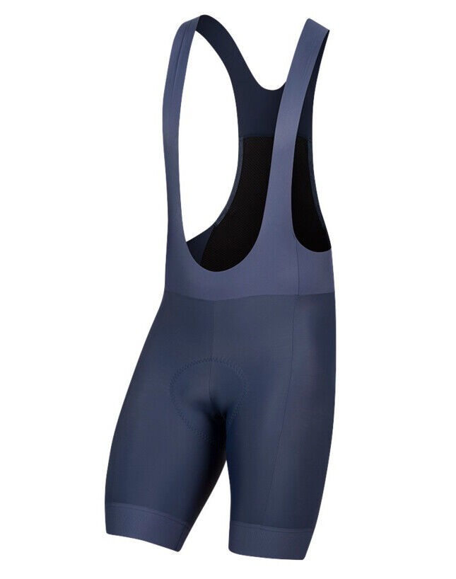 Pearl Izumi Interval Cycling Bike Bicycle Bib Shorts Navy Small