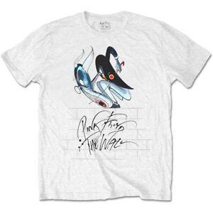 Pink-Floyd-The-Wall-Schoolmaster-Roger-Waters-Licensed-Tee-T-Shirt-Mens