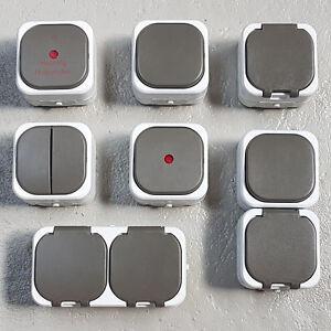 aufputz schalter mit steckdose autos marken bewertungen. Black Bedroom Furniture Sets. Home Design Ideas
