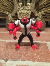 "Ben 10 Alien Omniverse Battle 4 Arms Four Figure Bandai Cartoon Network 4"" 2006!"
