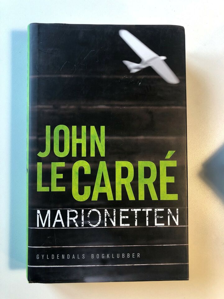 Marionetten, John Le Carré, genre: krimi og spænding