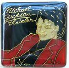 Rare Vintage 1980's Michael Jackson Thriller Pin Badge