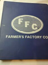 Farmers Factory Co Hitchhiker Harrow Skid Steer Attachment Bucket Sales Notebook
