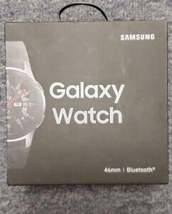 Samsung Galaxy Watch SM-R800 46mm Stainless Steel WiFi & Bluetooth Pristine