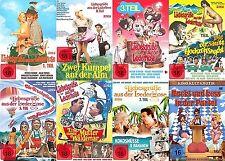 LIEBESGRÜSSE AUS DER LEDERHOSE Teil 1 2 3 4 5 6 7 + Bonus 8 DVD Collection NEU