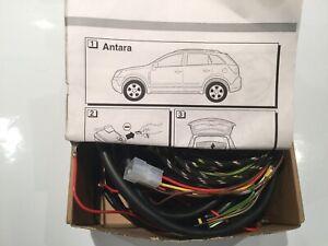 GENUINE VAUXHALL ANTARA 13 Pin TRAILER CARAVAN COUPLING ELECTRIC KIT 13414863