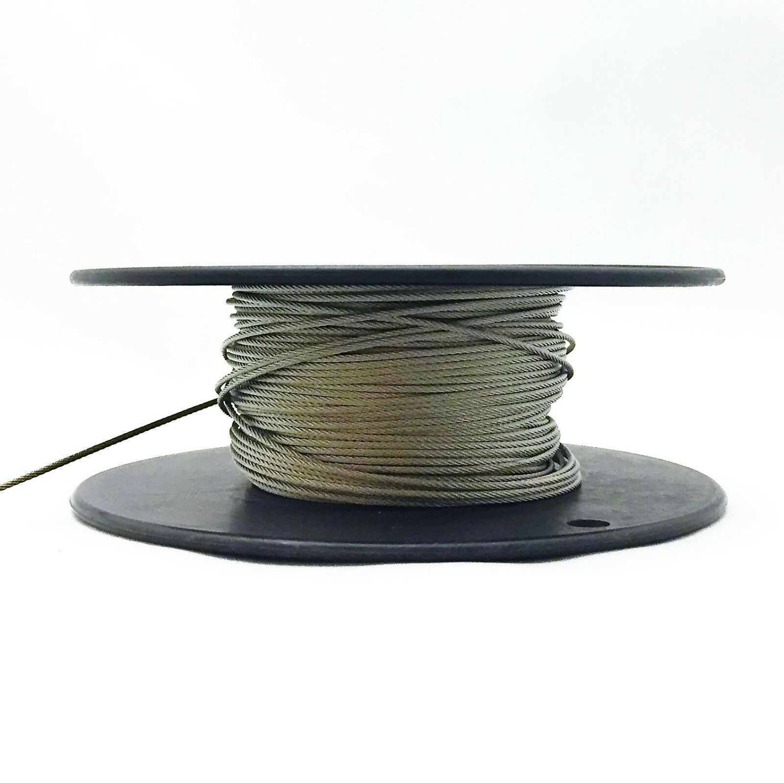 49 Strand Shark Cable Stainless Steel 480feet
