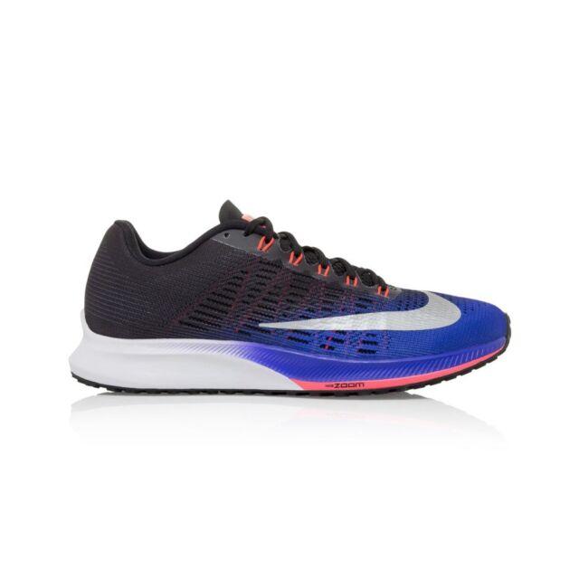Nike Air Zoom Elite 9 Women's Running Shoe Persian VioletBlackHot PunchMeta
