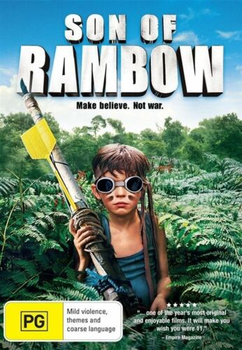 1 of 1 - Son of Rambow (DVD, 2009)  R4