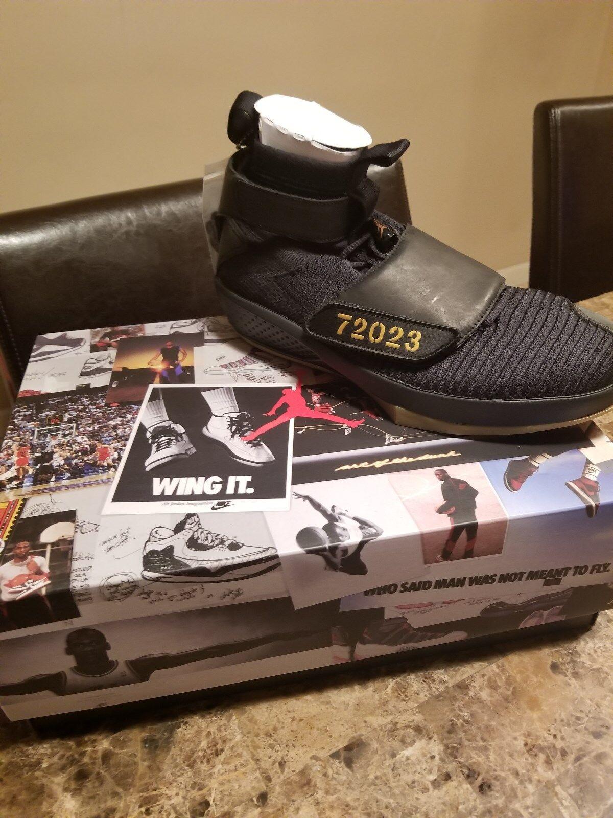 Nike Air Jordan 20 XX Flyknit R&B Melo Carmelo Anthony Rag & Bone Size 10.5