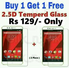 ~ Buy 1 Get 1 Free ~ Tempered Glass Screen Protector For XOLO ERA 2X