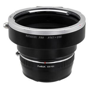 Fotodiox-Pro-Combo-Lens-Adapter-Pentax-6x7-P67-PK67-Lens-to-Sony-E-Mount-NEX