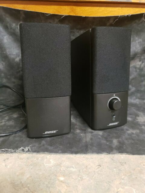 Bose Companion 2 2.0 Channel Portable Speaker System for ...