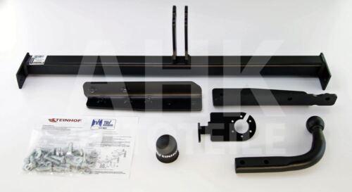 Anhängerkupplung starr+ES 13p uni AHK Für Nissan Almera N16 4-Tür Limo 00-06