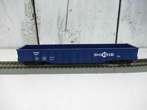 HO-Athearn-Rockwell-Automation-Commerative-Doge-50-Covered-Gondola-RCKAU-1997
