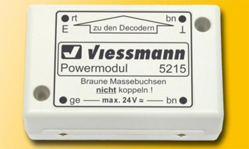SH Viessmann 5215 Powermodul Fabrikneu