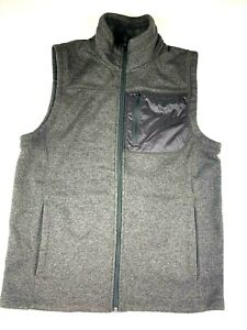 WIND-RIVER-T-Max-Heat-Outfitting-Co-Mens-Vest-Size-M-Color-Grey