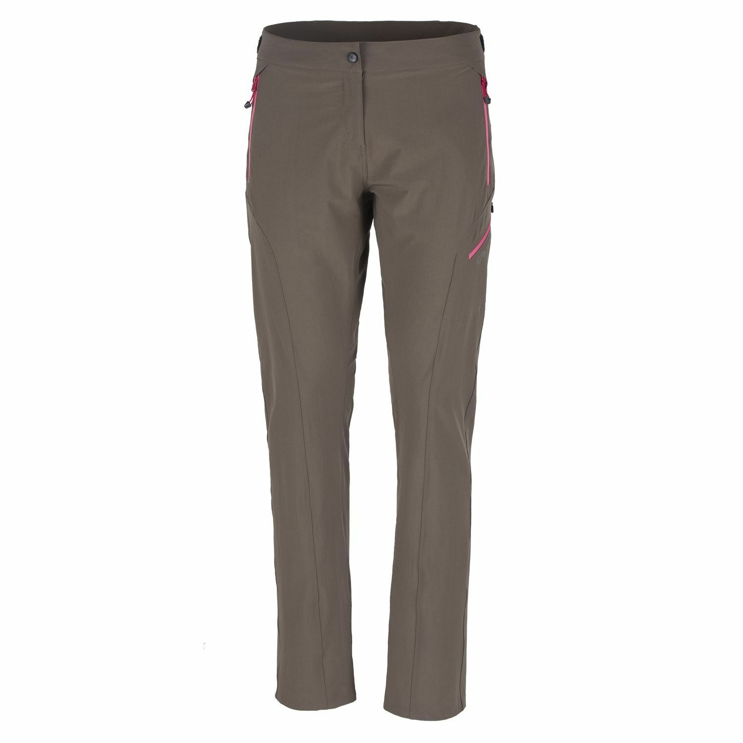CMP Multi Sport Pants functional pants brown dryfunction Stretch