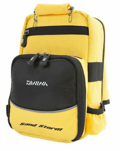 Daiwa Sandstorm Sea Rig Taille Pochette New Sea Fishing Tackle Bag-afficher Le Titre D'origine