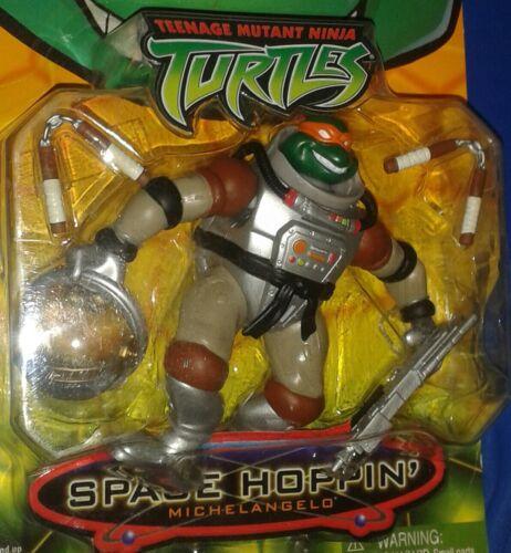 2004 *** SPAZIO Hoppin Mike Michelangelo MOC *** Tartarughe Ninja