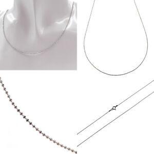 Collana-argento-925-catena-catenina-lunga-in-palline-diamantate-da-uomo-e-donna