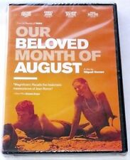 OUR BELOVED MONTH OF AUGUST DVD Portuguese Film by Miguel Gomes Subtitled  NEW