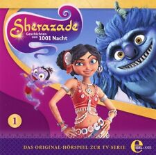CD * SHERAZADE - FOLGE 1 - PALAST IN AUFRUHR - HÖRSPIEL ZUR TV-SERIE # NEU OVP &